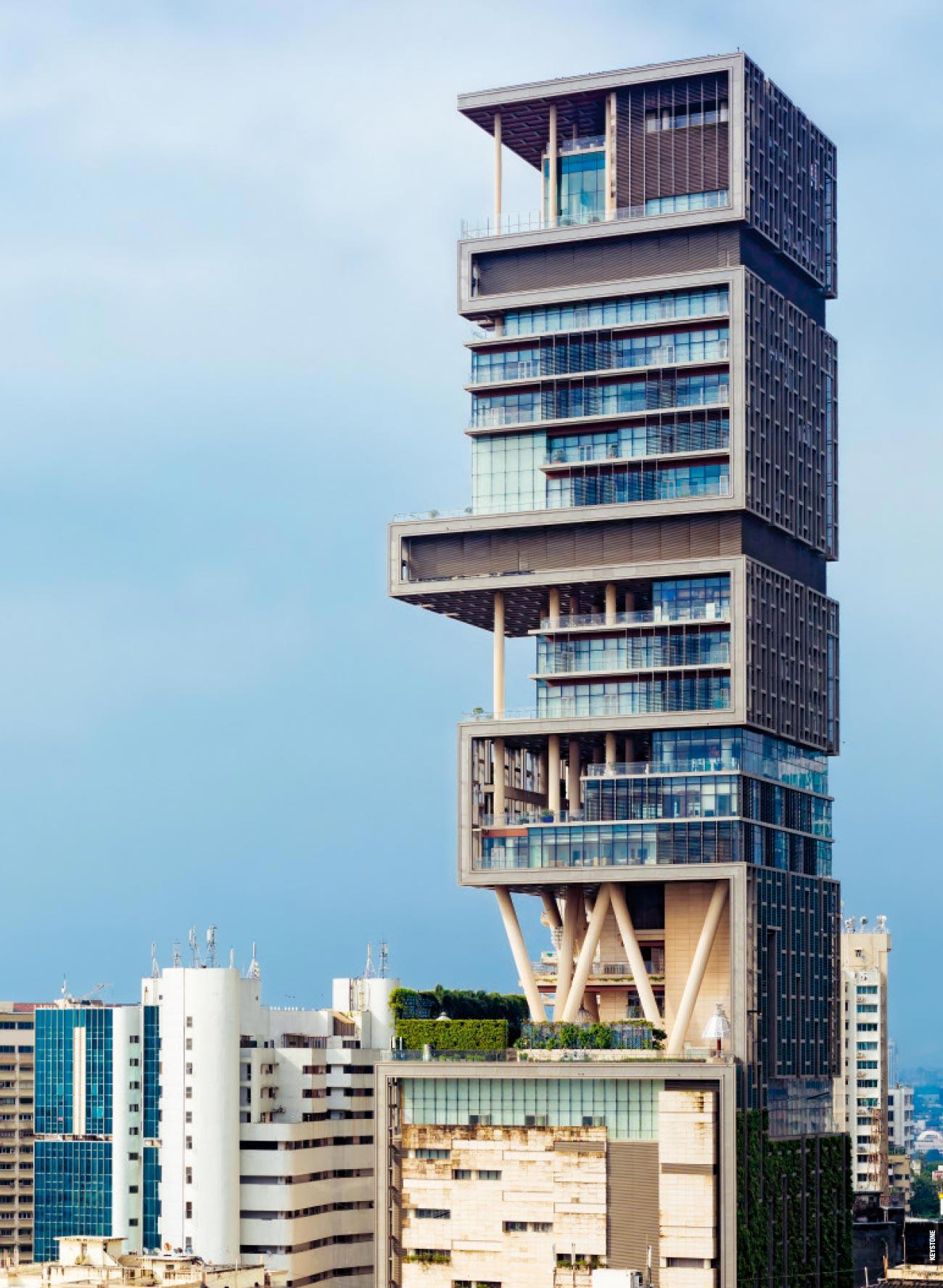 Largeur Minimum Couloir Maison d'une maison de luxe à une capsule habitable